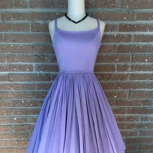 GUC XS Pinup Couture Lavender Jenny Dress